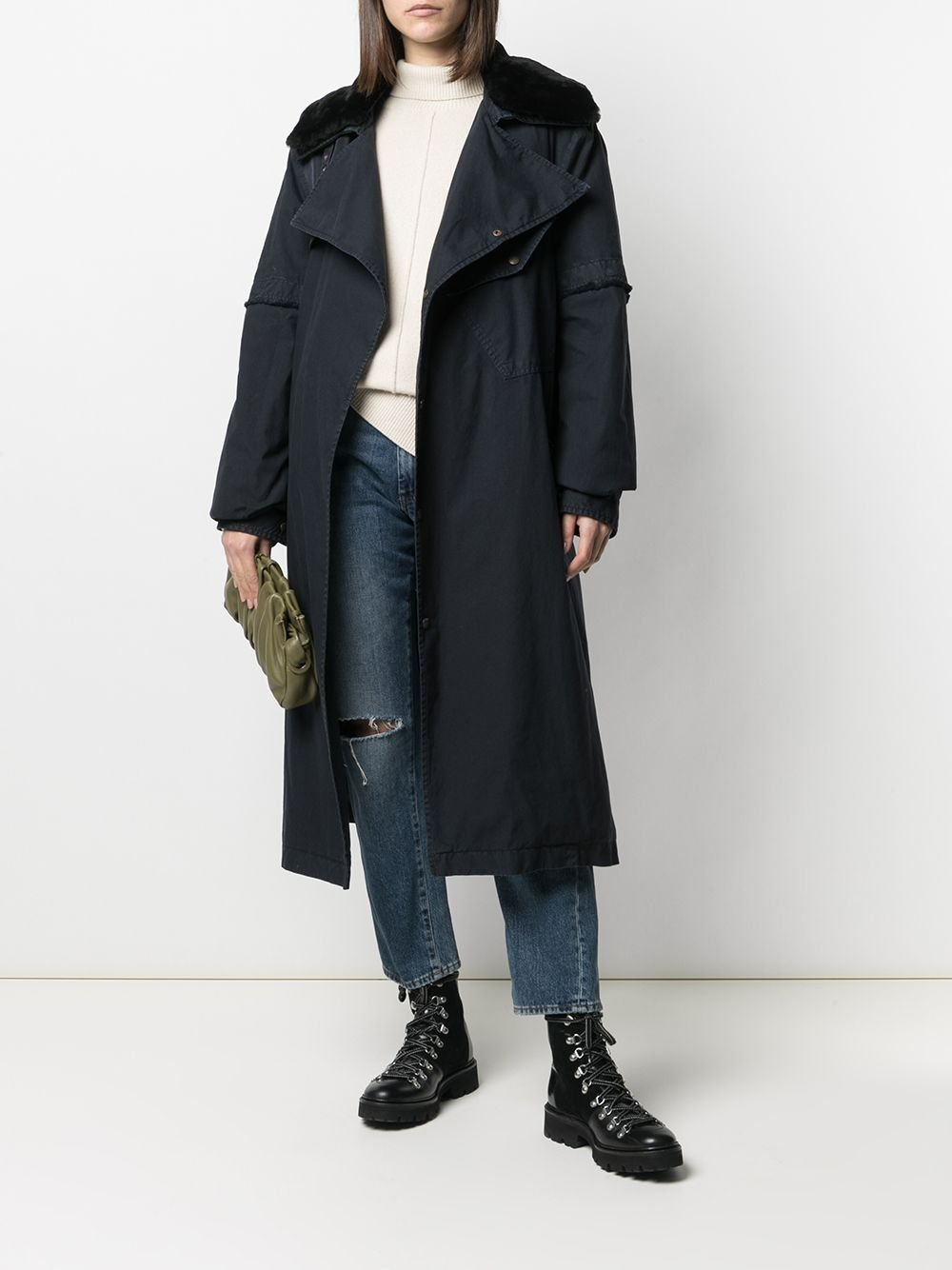NICK WOOSTER CAPSULE UNISEX TRENCH